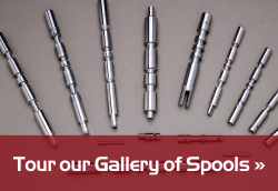 Click to view our Gallery of Spools